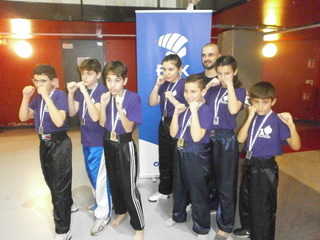 COUPE DE FRANCE KARATE CONTACT DU 7/8 decembre 2019
