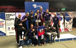 Coupe de France full contact du 3/11/2019