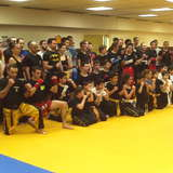 stage de kick boxing le 24/01/2016