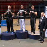 championnat de France full contact karate FFK 2015